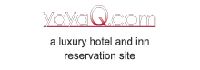 a luxury hotel and inn reservation site yoyaQ.com
